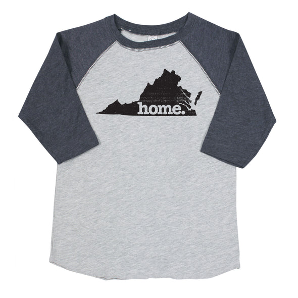 home. Youth/Toddler Raglans - Virginia