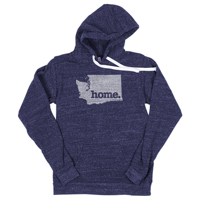 home. Men's Unisex Hoodie - Washington