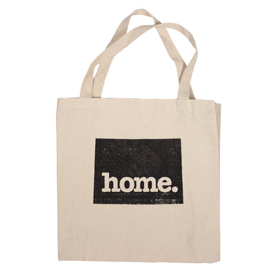 Canvas Tote Bag - Wyoming