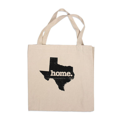 Canvas Tote Bag - Texas