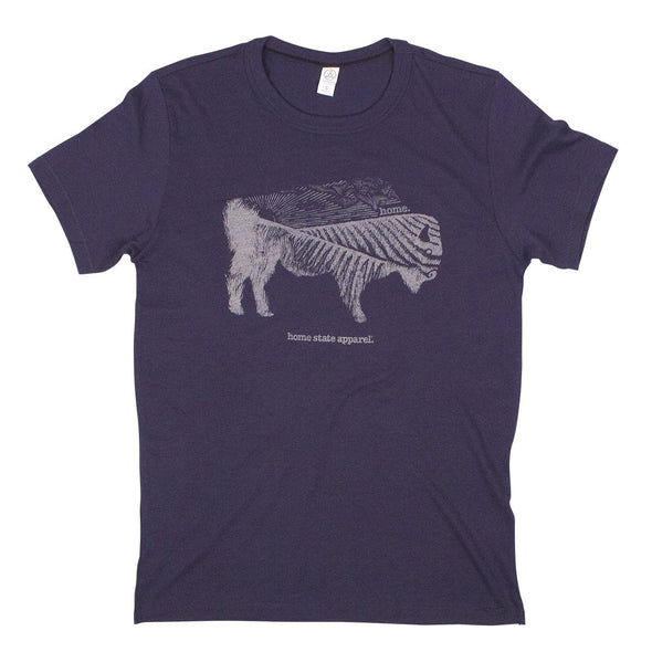Ranger Series Bison Men's Unisex T-Shirt