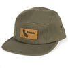 home. Leather Patch Hat - Ohio