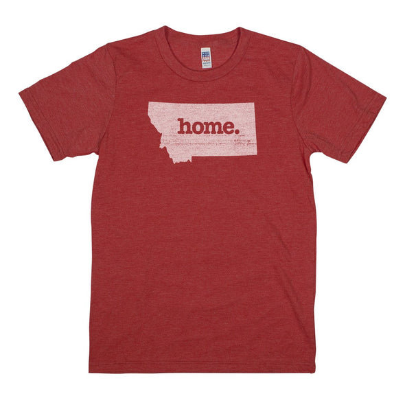 home. Men's Unisex T-Shirt - South Dakota