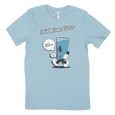 Drink Some Water Men's Unisex T-Shirt