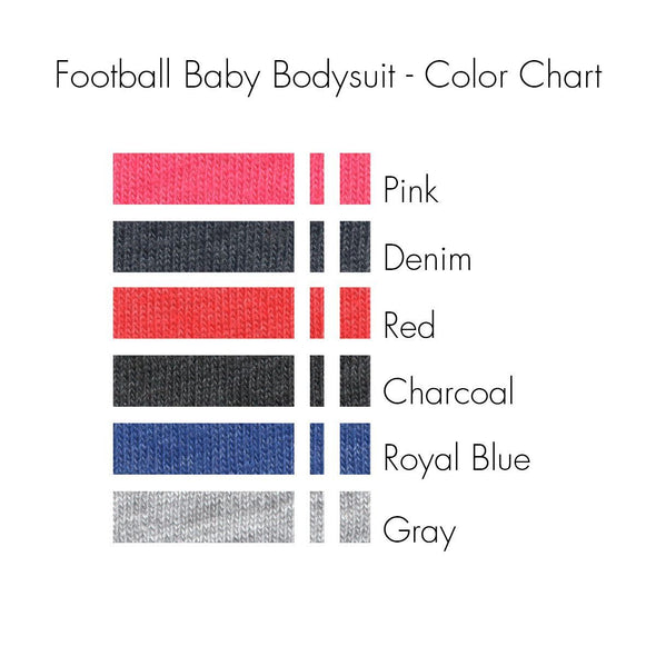 home. Football Baby Bodysuit - California