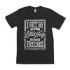 A Little Help From My Friends Men's Unisex T-Shirt