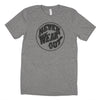 Never Wear Out Men's Unisex T-Shirt
