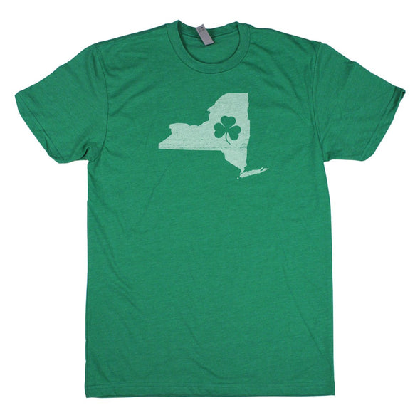 Shamrock Men's Unisex T-Shirt - Illinois