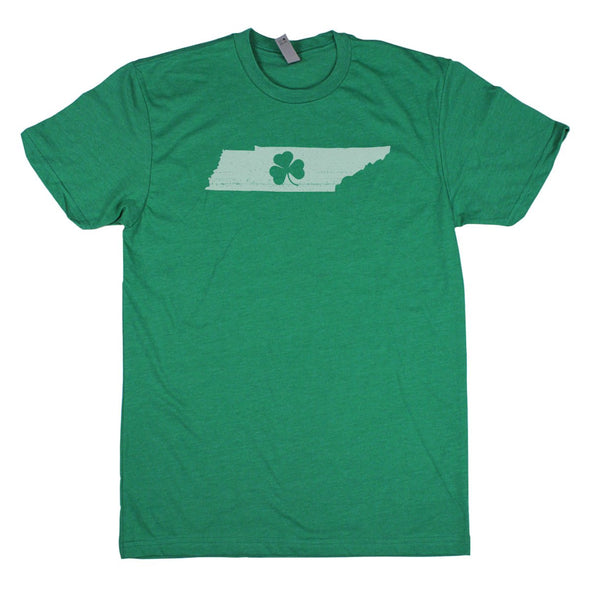 Shamrock Men's Unisex T-Shirt - Nebraska