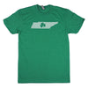 Shamrock Men's Unisex T-Shirt - Tennessee