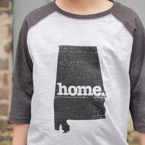 home. Youth/Toddler Raglans - Alabama