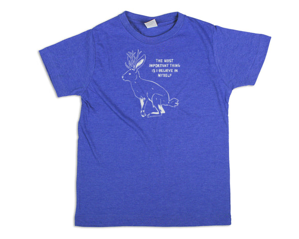 Imaginary Creatures Jackalope Youth T-Shirt