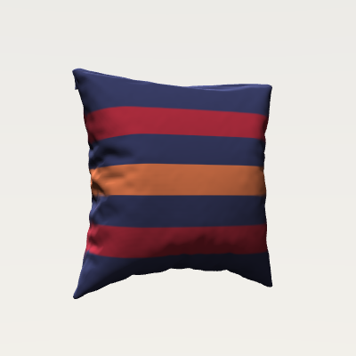 _Forest Stripes Pillow