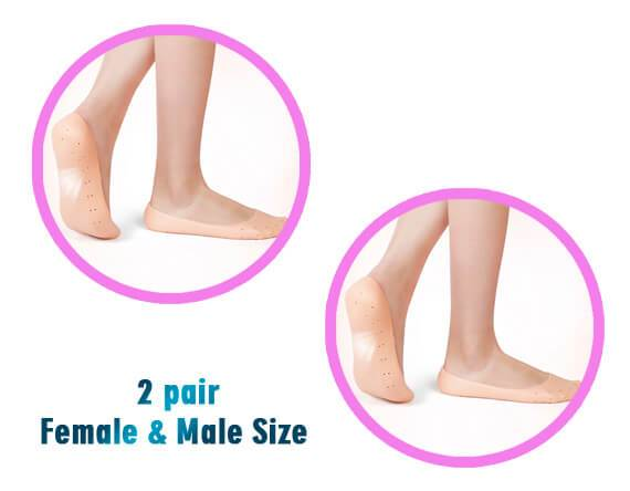 Anti-Dry and Anti-Cracking Foot Socks - Duvely Store