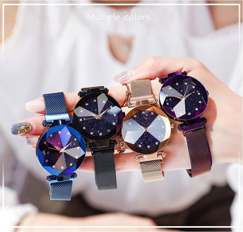 Beutik™ Fashion Diamond Female - Duvely Store