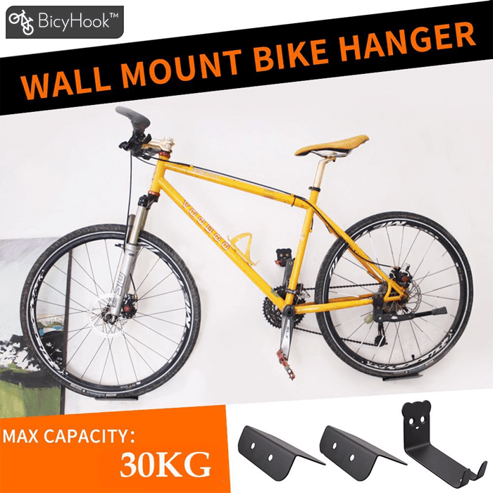BicyHook™ The Best Hook Bike Wall Mount - Duvely Store
