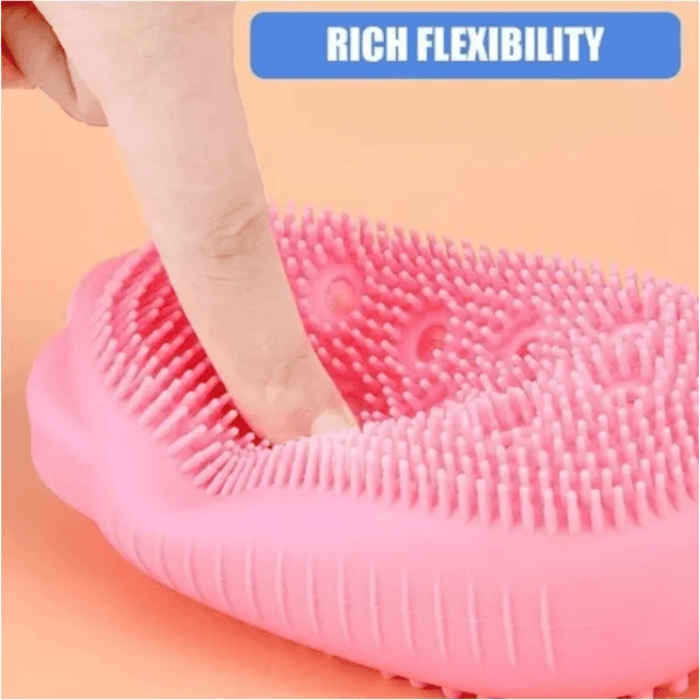 BodyCare® Silicone Shower Brush - Duvely Store