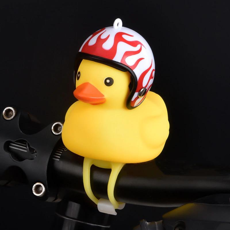 """Duckling"" Bike Light and Horn - Duvely Store"