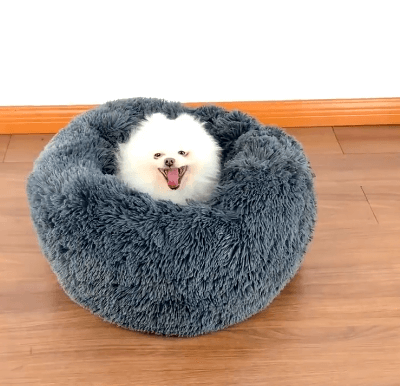 Super Soft Round Dog Bed Cat Sofa Pets