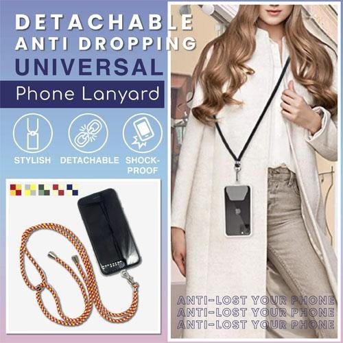 Takphone™ Detachable Anti Dropping Universal Phone Lanyard