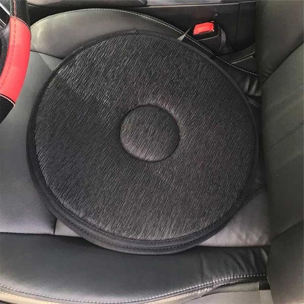Vibe™  360 Degree Rotation Seat Cushion (car, chair, etc.)