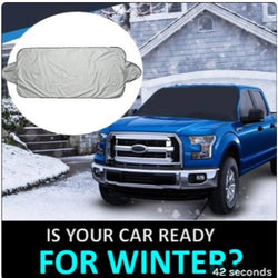 Full Protection Windshield Cover,  - The Best Tec