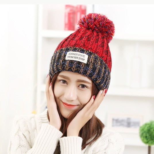 Winter Brand Female Beanie