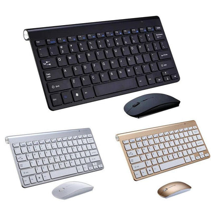 2.4G Wireless Keyboard And Mouse Mini Multimedia