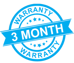 3 Month Support and Warranty