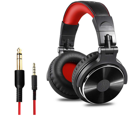 OneOdio Adapter-Free Closed Back DJ Stereo Headphones