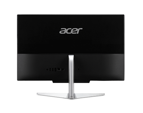 Acer Aspire C24-963 All-in-One Computer - Intel Core i5 10th Gen i5-1035G1 Quad-core (4 Core) 1 GHz - 12 GB RAM DDR4 SDRAM - 512 GB SSD - 23.8