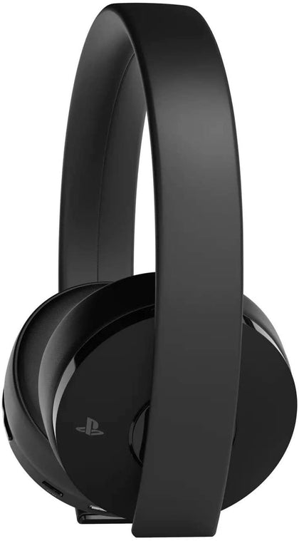 Sony PS4 Gold Wireless Stereo Headset Stylish Comfort Surround Sound