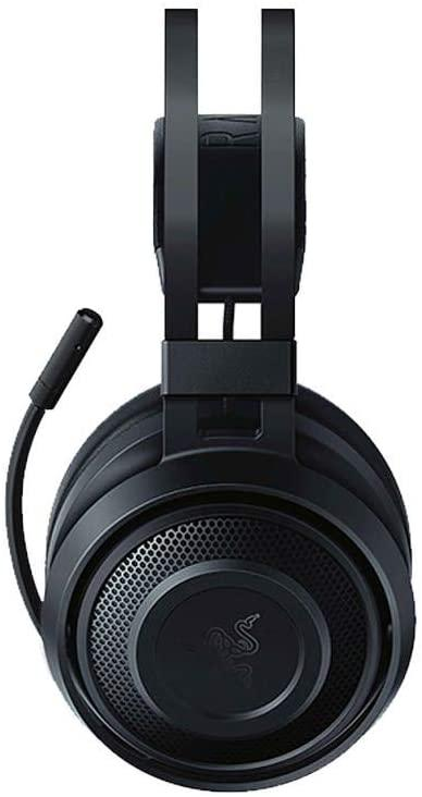Razer Nari Essential Headset Wireless Ergonomic Comfort w/ Surround Sound