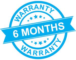 6 Months Support and Warranty