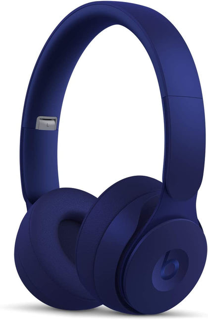 Beats by Dr. Dre Solo Pro On-Ear Headphones Bluetooth Built-in Microphone Dark Blue