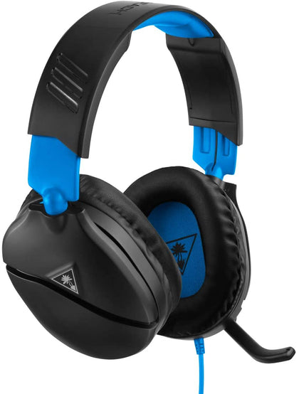 Turtle Beach Recon 70P Gaming Headset for PS4, Xbox One, Nintendo Switch, & PC