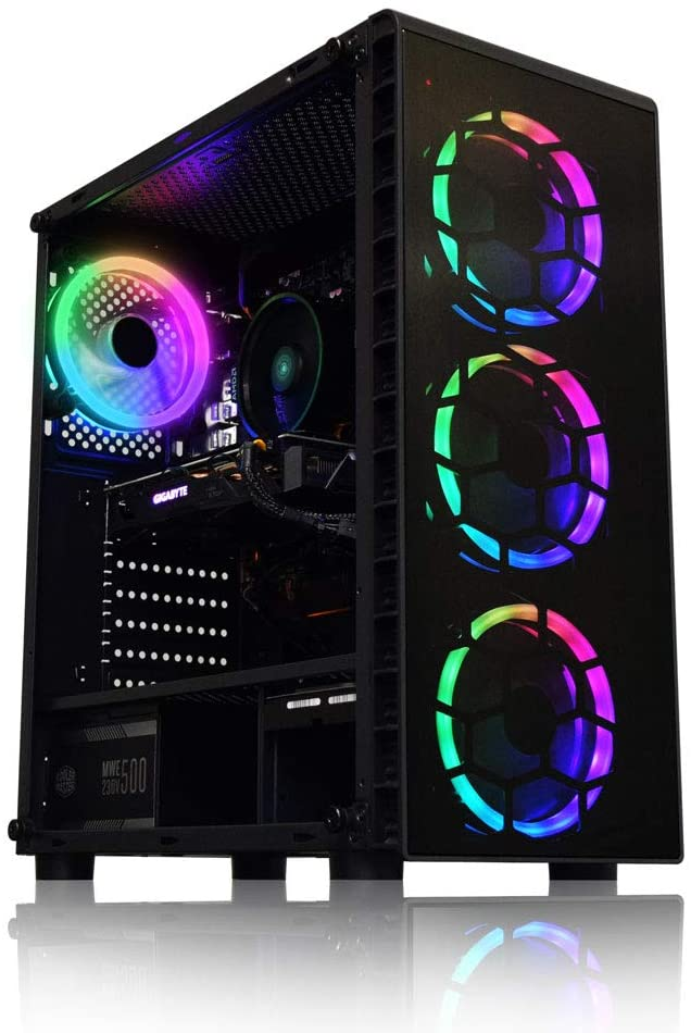 ADMI Gaming PC Intel Core i5 9400F 4.1Ghz Six Core CPU - 9th Generation CPU
