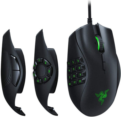 Naga Trinity Final Gaming Mouse