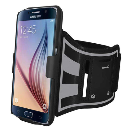 Cellphone Armband For Samsung - Workout Gym Mobile Phone Case