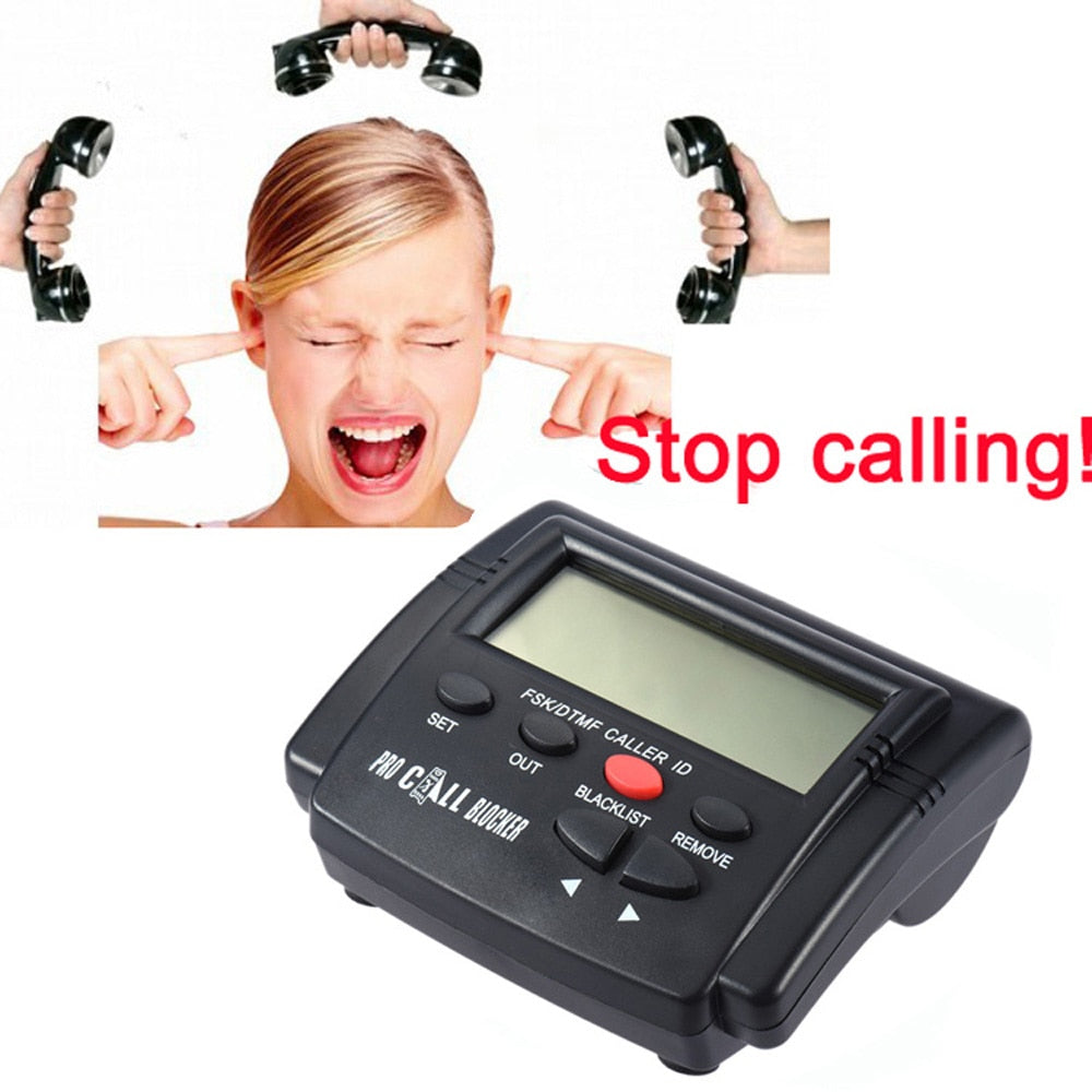 Caller ID Box Call Blocker Stop Nuisance Calls Devices