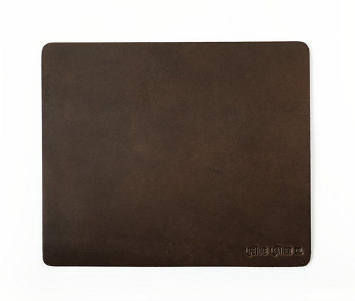 Leather Mouse Pad Genuine High Quality Thick and Classy