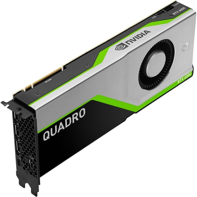 HPE Quadro RTX 6000 Graphic Card - 24 GB GDDR6