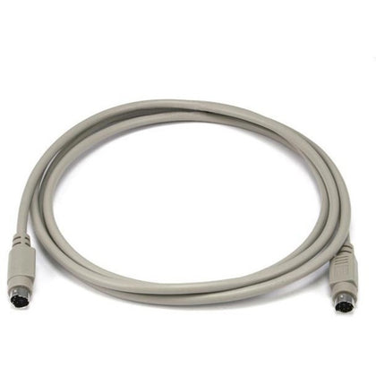 Monoprice 6ft PS-2 MDIN-6 Male to Male Cable