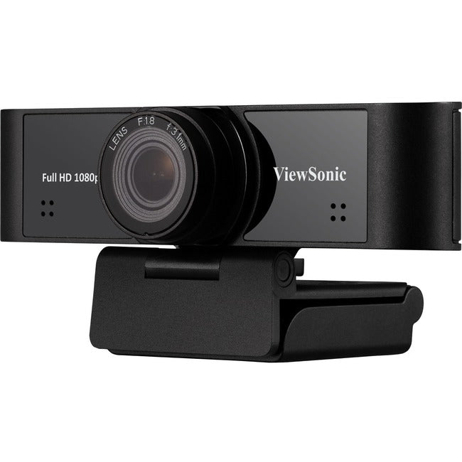 Viewsonic Webcam - Black - USB