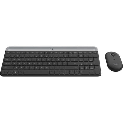 Logitech MK470 Slim Wireless Combo