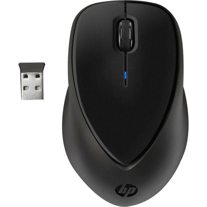 HP Comfort Grip Wireless Mouse Lightweight with LED Indicator For Windows