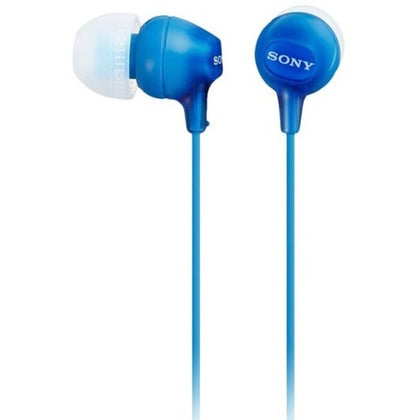 Sony Fashion Color EX Earbud Headset with Microphone Y-Type Cord
