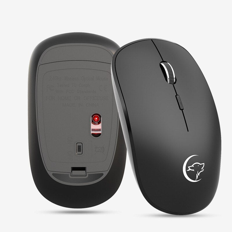 Slim Design 2.4G Wireless Computer Mouse