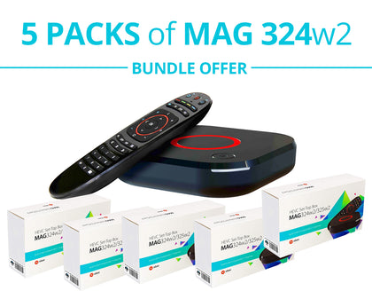 MAG324W2 Bundle Pack of 2, 5, 10