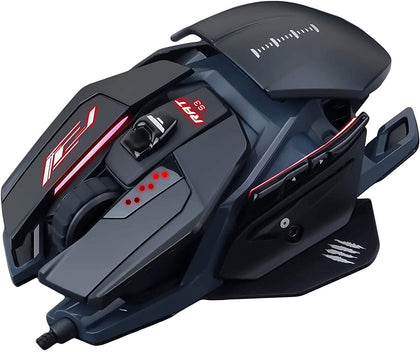 Mad Catz The Authentic R.A.T. Pro S3 Optical Gaming Mouse